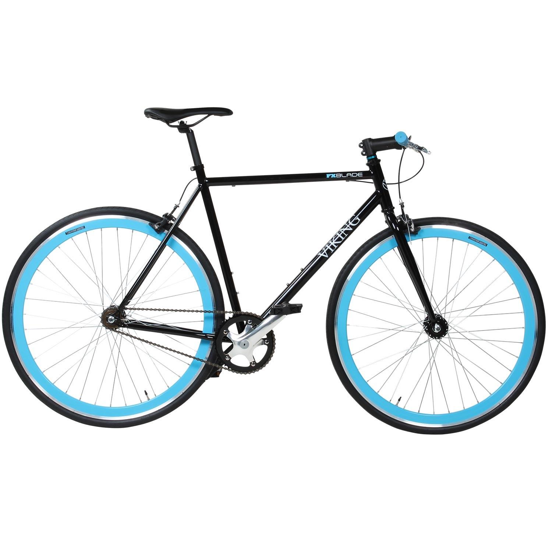 28 zoll viking blade singlespeed fixie retro fahrrad. Black Bedroom Furniture Sets. Home Design Ideas
