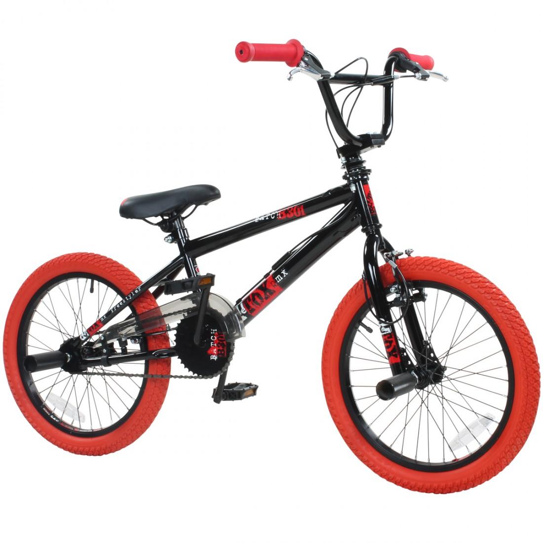 18 pouces bmx bike velo freestyle bicyclette v lo d 39 enfants enfant v lo detox ebay. Black Bedroom Furniture Sets. Home Design Ideas