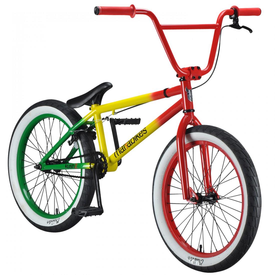 20 zoll mafiabikes bmx bike kush 2 0 verschiedene. Black Bedroom Furniture Sets. Home Design Ideas