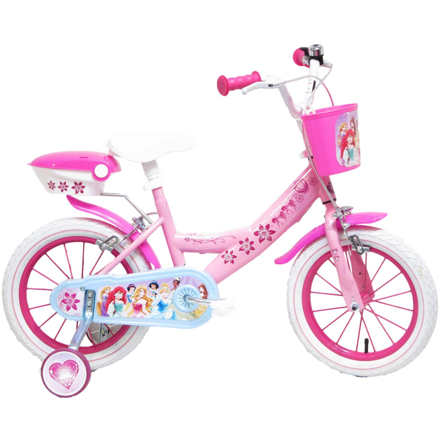 16 zoll disney princess kinderfahrrad anf nger fahrrad. Black Bedroom Furniture Sets. Home Design Ideas