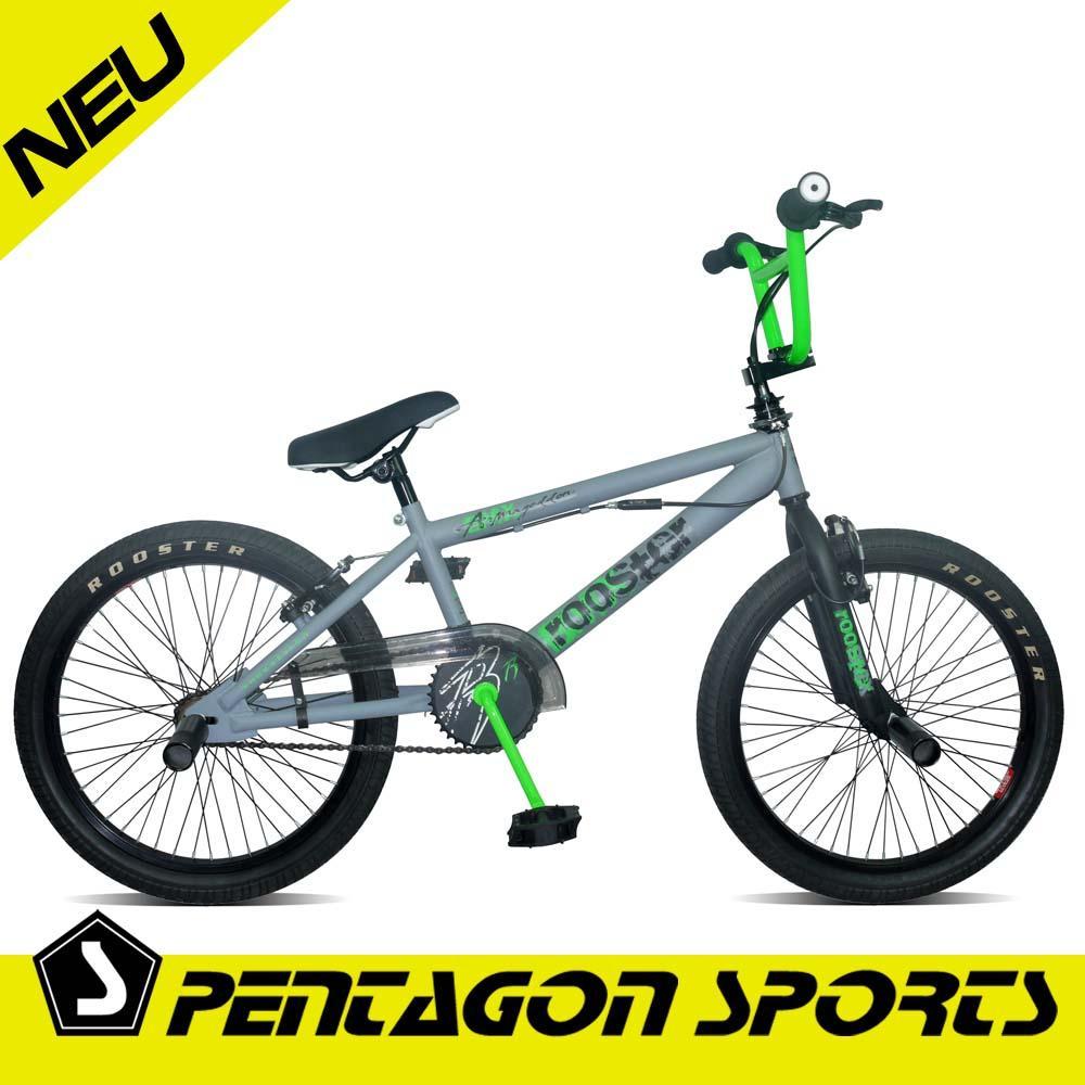 bmx rad bike kinder fahrrad freestyle 4 pegs rotor 20 zoll. Black Bedroom Furniture Sets. Home Design Ideas
