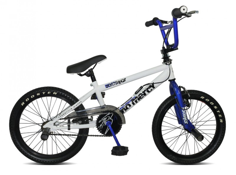 kinder bmx kinderfahrrad fahrrad 18 zoll rooster no mercy. Black Bedroom Furniture Sets. Home Design Ideas