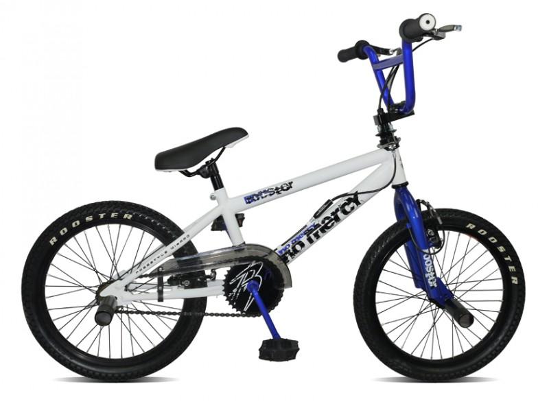 kinder bmx kinderfahrrad fahrrad 18 zoll rooster no mercy. Black Bedroom Furniture Sets. Home Design Ideas