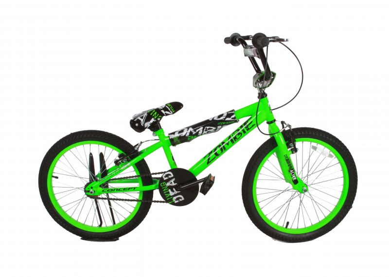 kinderfahrrad bmx bike fahrrad kinder rad concept zombi 20. Black Bedroom Furniture Sets. Home Design Ideas