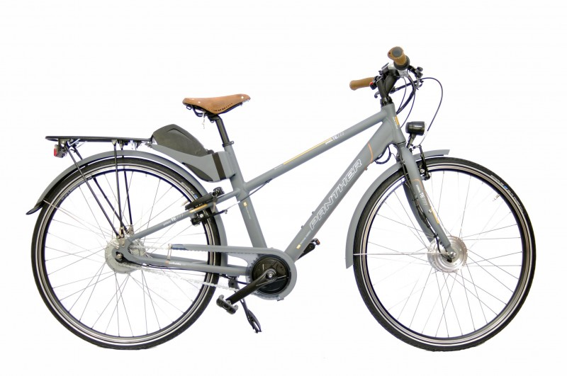 e bike damen elektro fahrrad pedelec trekkingrad panther polaris shimano nexus ebay. Black Bedroom Furniture Sets. Home Design Ideas