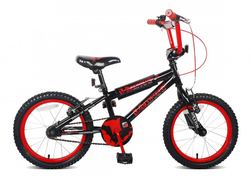 kinderfahrrad bmx bike fahrrad kinder rad concept vampire bis zu 3 gr en ebay. Black Bedroom Furniture Sets. Home Design Ideas