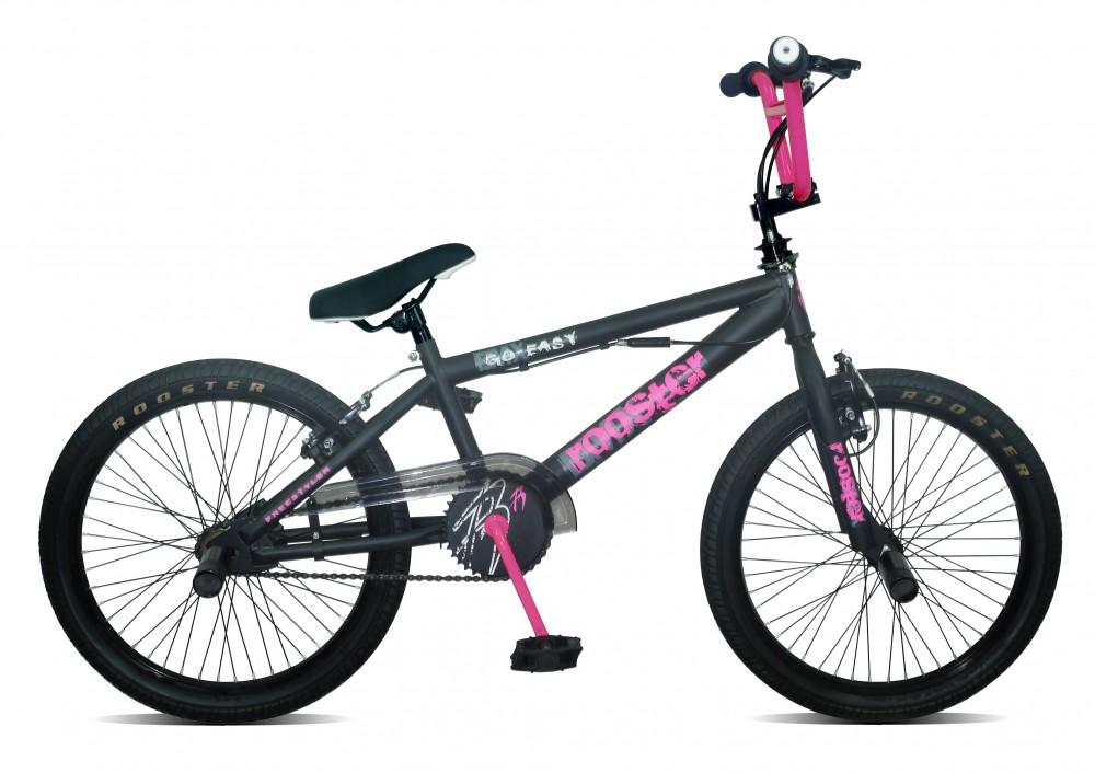 20-BMX-Fahrrad-Jugend-Bike-Freestyle-Rooster-Go-Easy-bis-zu-2-Farben-Pegs