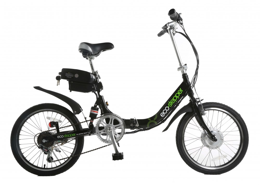 20 zoll alu fahrrad e bike pedelec klappbar viking eco stepper ebike elektro rad ebay. Black Bedroom Furniture Sets. Home Design Ideas