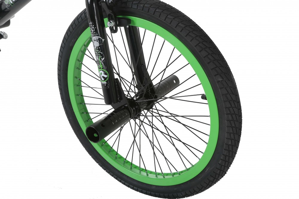 bmx 20 bike fahrrad rad freestyle 4x pegs rotor redemption special edition ebay. Black Bedroom Furniture Sets. Home Design Ideas