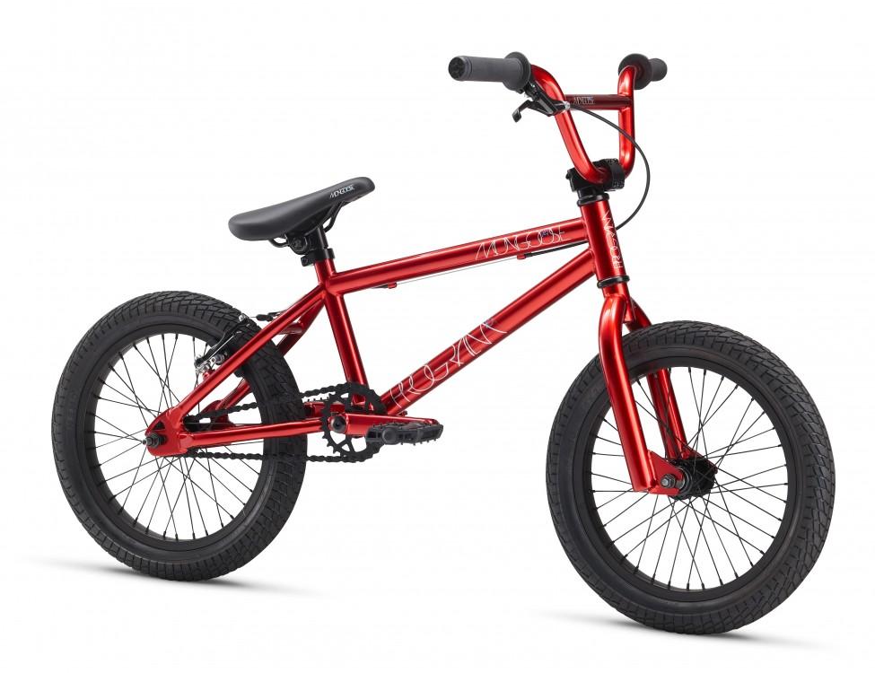 16 kinder pro bmx rad fahrrad bike leicht 9 9 kg mongoose. Black Bedroom Furniture Sets. Home Design Ideas