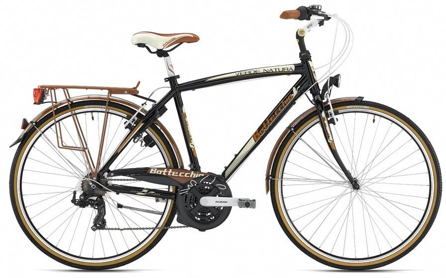 28 trekking bike fahrrad rad herren shimano bottecchia. Black Bedroom Furniture Sets. Home Design Ideas