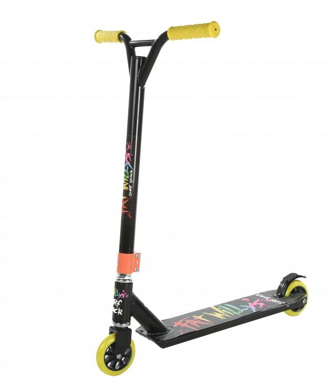 stuntscooter stunt freestyle scooter roller alu pro fat. Black Bedroom Furniture Sets. Home Design Ideas