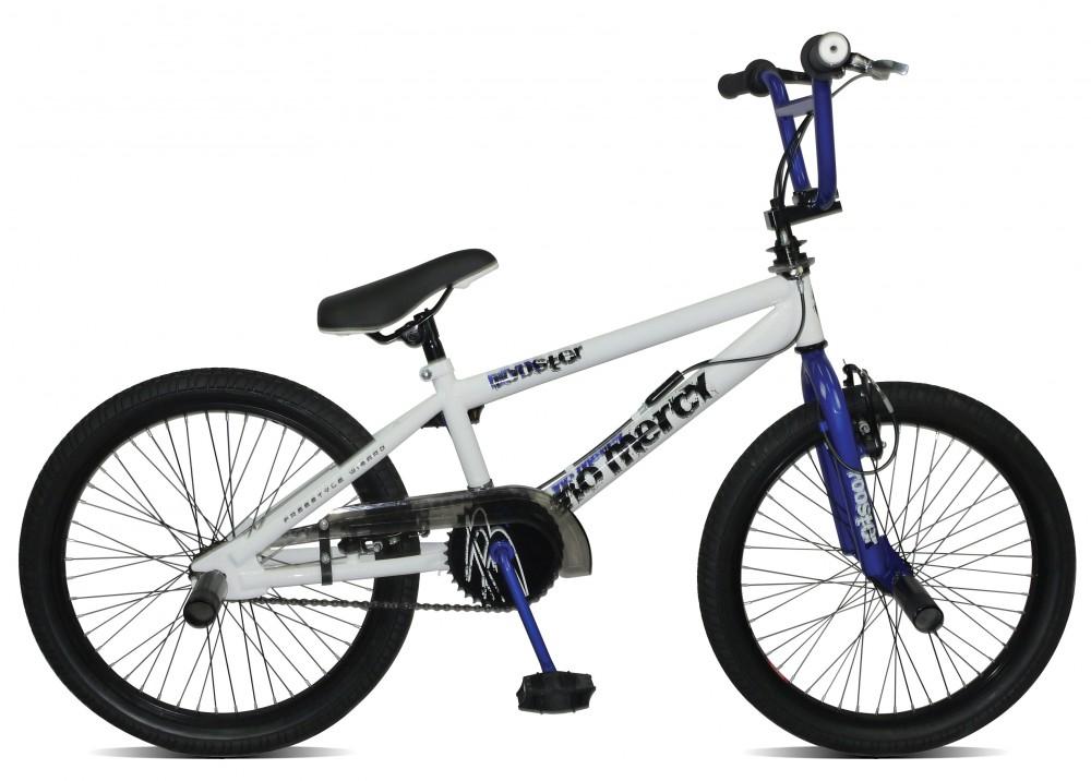 BMX-20-Bike-Fahrrad-Freestyle-Kinderfahrrad-Kind-Jugend-Rad-Rooster-NO-MERCY