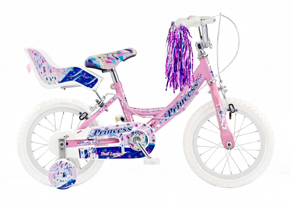 14 zoll m dchen kinderfahrrad concept princess fahrrad kinderrad st tzr der ebay. Black Bedroom Furniture Sets. Home Design Ideas