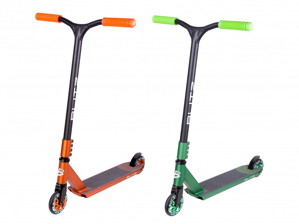 stuntscooter stunt freestyle scooter roller alu pro. Black Bedroom Furniture Sets. Home Design Ideas