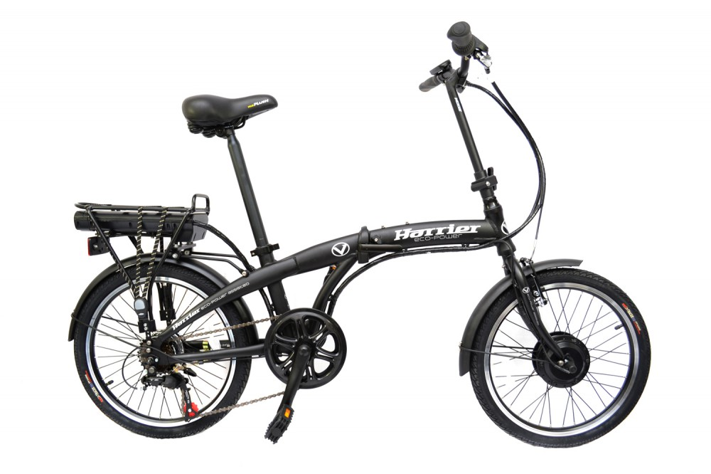 ebike faltrad viking harrier 20 zoll fahrrad pedelec. Black Bedroom Furniture Sets. Home Design Ideas