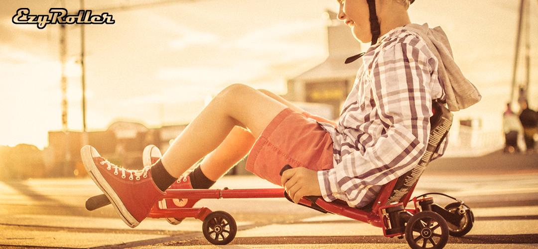Ezy Roller - Fahrspaß für Kinder ab 2 Jahren - Wieder alle Modelle verfügbar!