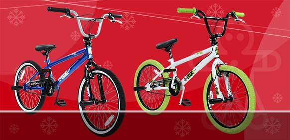 Geschenkidee BMX