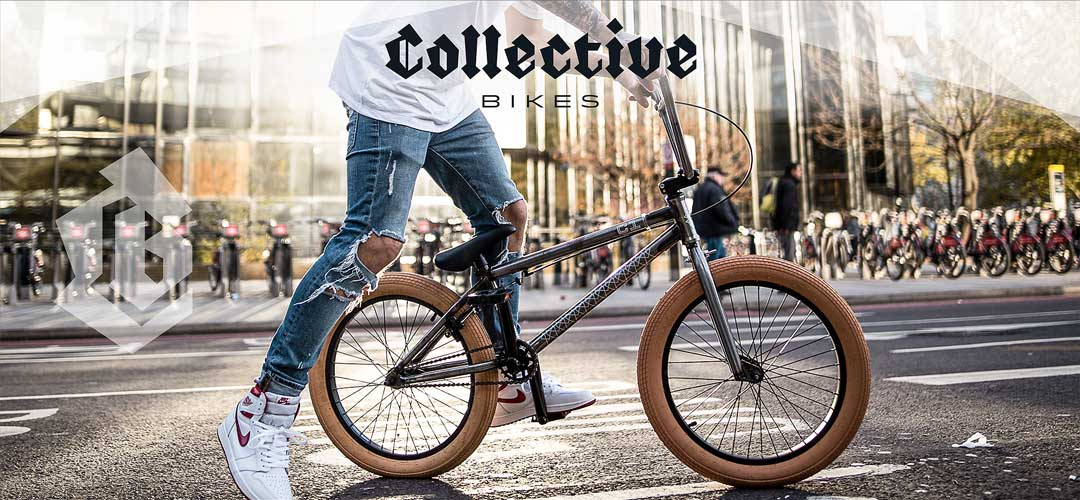 Collective Bikes - BMX, RT1 by Ryan Taylor