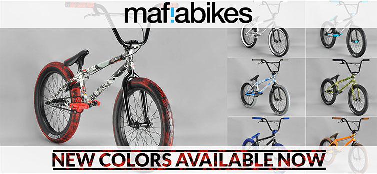 Mafiabikes - NEW COLORS AVAILABLE NOW