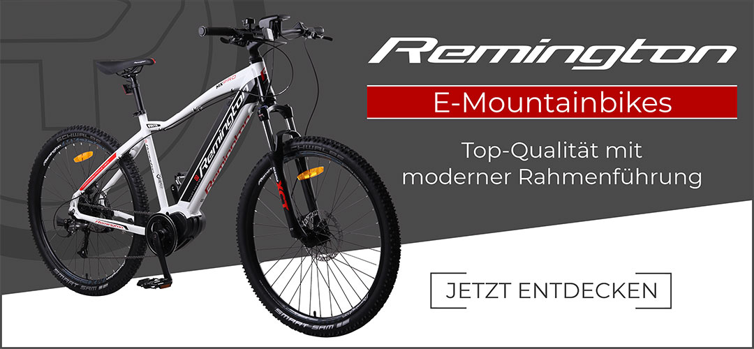 Remington - E-Bike Mountainbike