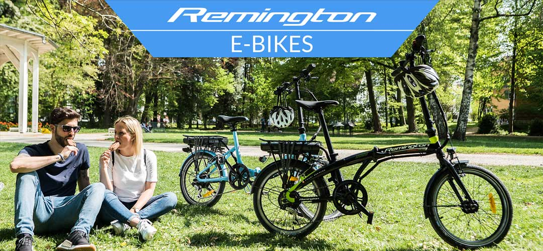 Remington - E-Bikes