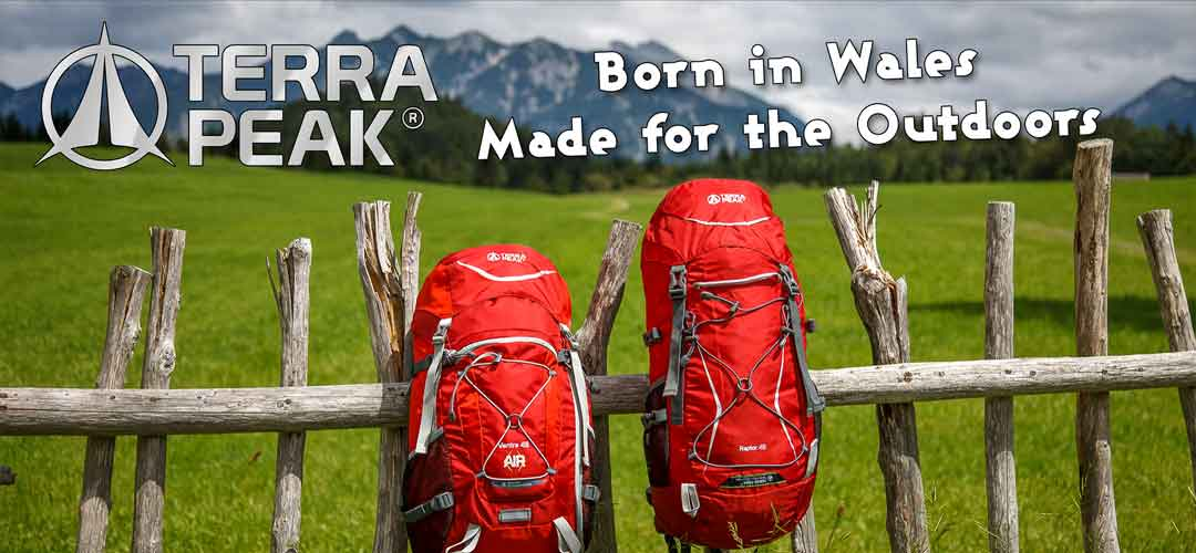 TERRA PEAK - Wandern & Touren, Tourenrucksack, Trekking & Backpacking